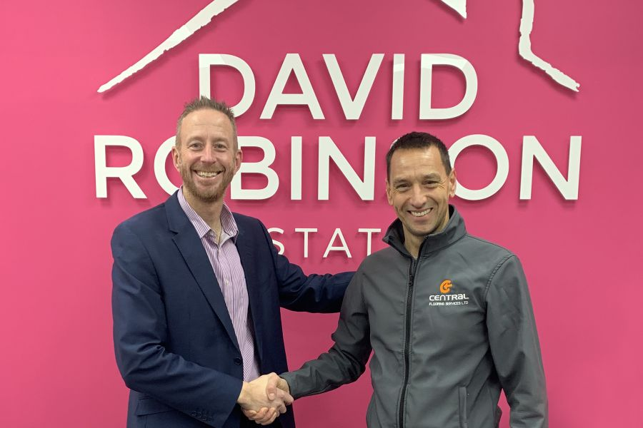 David Robinson Estates – 'I will always recommend you guys to anyone selling a house'